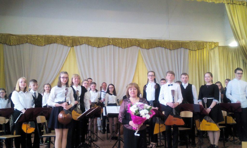Концерт Сокольской школы искусств