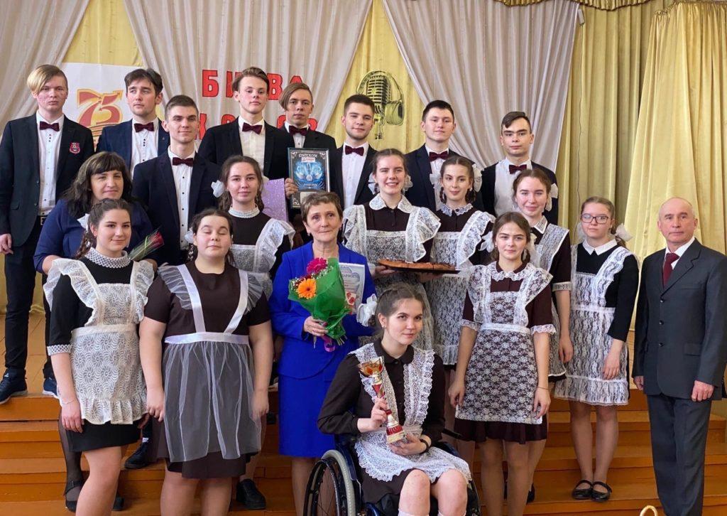 V общешкольный конкурс «Битва хоров»